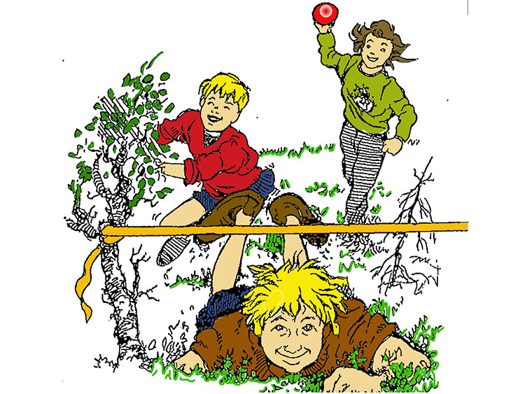 skogsball