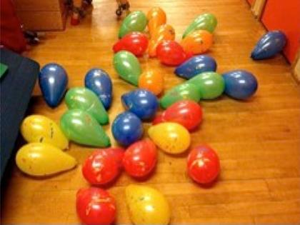 diverseballong