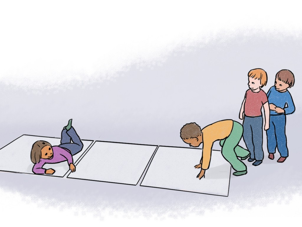 Illustrasjon: Thomas Madsen/ Nasjonalt senter for mat, helse og fysisk aktivitet