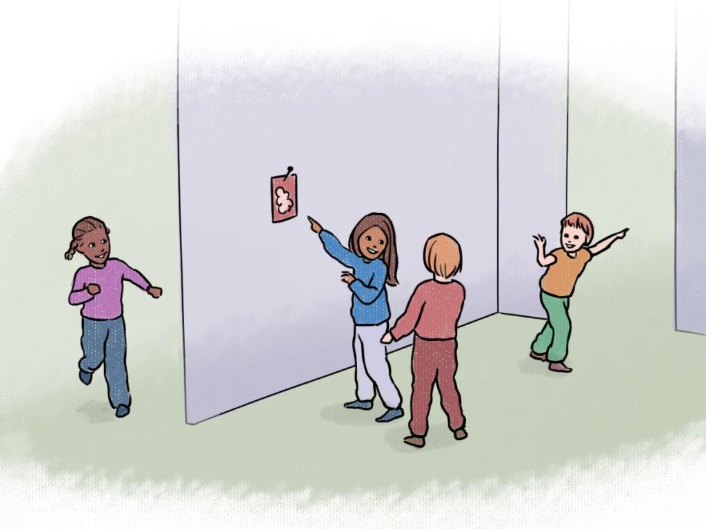Illustrasjon: Thomas Madsen/Nasjonalt senter for mat, helse og fysisk aktivitet